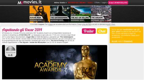 film vincitore oscar 2014 la notte degli oscar 2014 come seguirla dal web fastweb