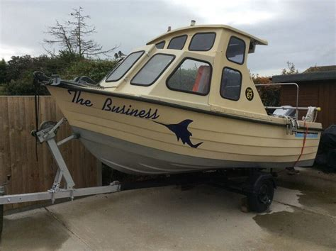 gumtree fishing boat tas alaska 500 fishing boat 16 foot in kirby cross essex