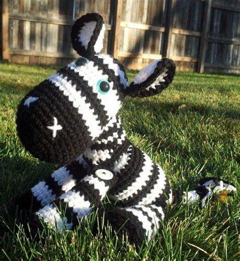 amigurumi zebra pattern free amigurumi zebra stuffed animal squishy from