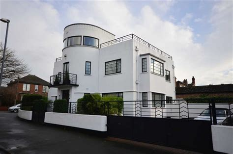 art deco dolls house for sale retro house for sale 1930s blenkinsopp and scratchard designed art deco property in