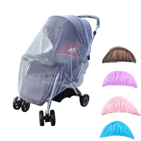Baby Stroller Pushchair Mosquito Insect baby stroller pushchair mosquito insect net safe infant protection mesh the best baby
