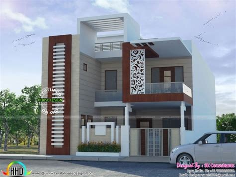 front face house design outstanding house designs single floor front elevation indian house designs north