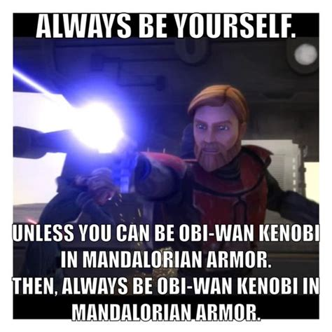 Obi Wan Meme - theretroinc on etsy armors drown and flipping