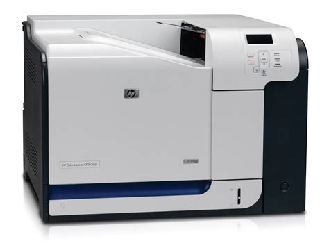 Printer Hp Cp3525n hp refurbished color laserjet cp3525dn printer cc470a