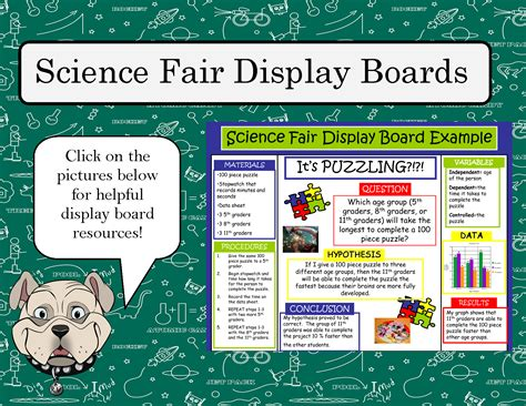 poster layout for science fair cool board exotic 6th grade science fair display boards