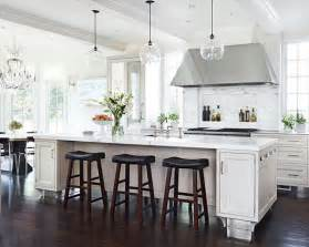 Light Fixtures Over Kitchen Island by The White Kitchen Is Here To Stay Decor Gold Designs