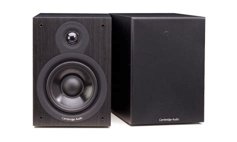 cambridge sx 50 bookshelf speakers review
