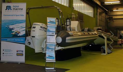 novi boat show novi marine op belgian boat show 2016 novi marine