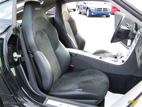2005 chrysler crossfire srt 6 coupe interior photo