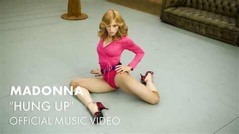 Madonna Japan Cd Single Hung Up madonna hung up official