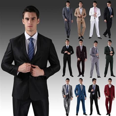 suit colors new arrival best selling 10 colors groom tuxedos best man