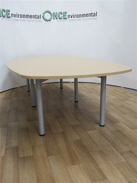 Oak Boardroom Table Oak Boardroom Table Light Oak Boardroom Table 4000mm Bw Office Furniture Oak Veneer 4500x1500