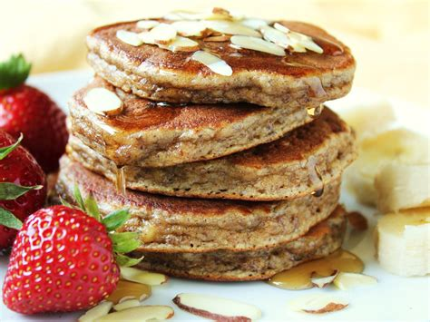 delicious as it looks i love saturday pancakes paleo style