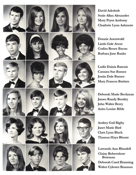 photography year book 1969 ghs yearbook pics