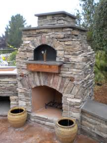 Outdoor Pizza Oven Fireplace Kits - outdoor kitchen on pinterest outdoor pizza ovens pizza ovens and brick ovens