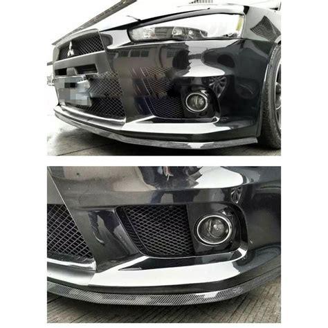Stiker Mobil Kaca Depan Murah stiker carbon fiber anti collision bumber mobil black jakartanotebook