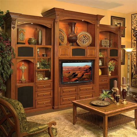custom living room furniture custom wall unit entertainment center in sanford fl