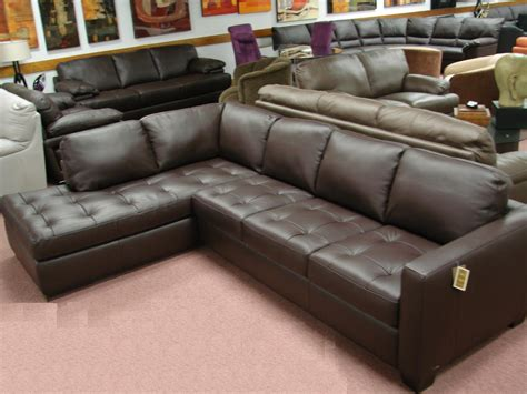 Leather Sectional Sofas On Sale Natuzzi By Interior Concepts Furniture 187 Natuzzi Leather Furniture