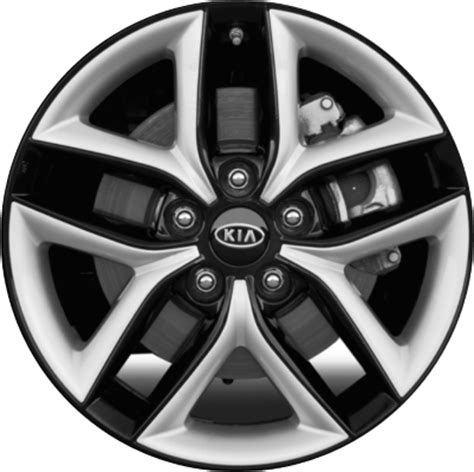 Kia Forte Hubcaps Kia Forte Wheels Rims Wheel Stock Oem Replacement