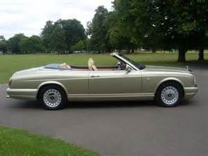 2001 Rolls Royce Corniche 2001 Rolls Royce Corniche Information And Photos Momentcar