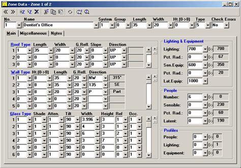 Custom Floor Plan by Elite Software Chvac