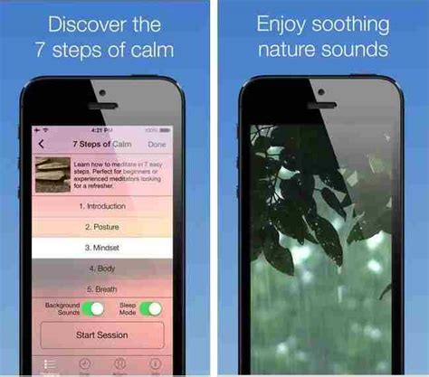ios rainy girl a calming ios theme for xiaomi xiaomi ninja best awesome meditation timer apps for iphone and ipad
