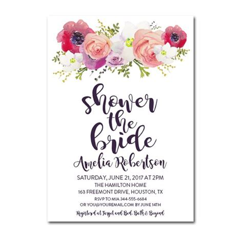25 best ideas about free invitation templates on