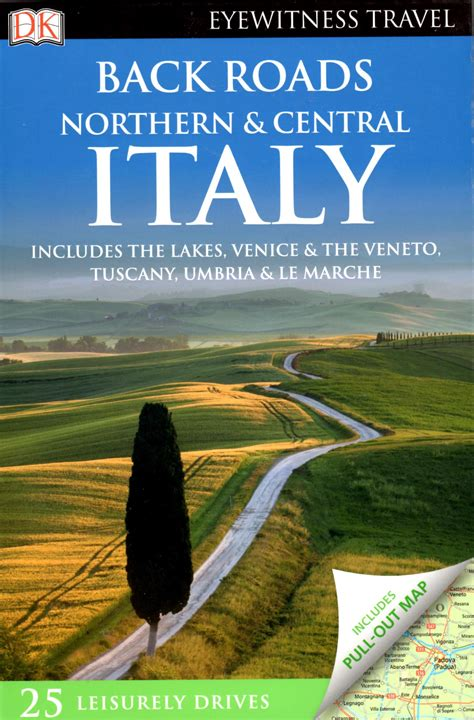 dk eyewitness travel guide italy books back roads central italy dk travel back roads