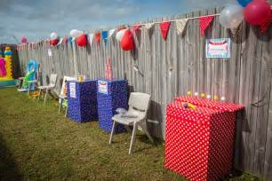 Diy Carnival Themed Decorations - kara s party ideas circus carnival themed first birthday party