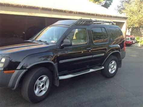 find used 2002 nissan xterra xe sport utility 4 door 3 3l in huntington beach california