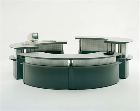 Longo Libraries   Concertina Circulation Desks