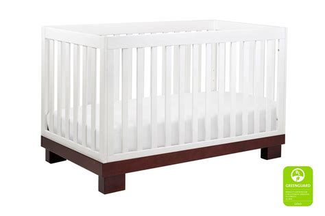 Baby Modo Crib Modo 3 In 1 Convertible Crib With Toddler Bed Conversion Kit Babyletto