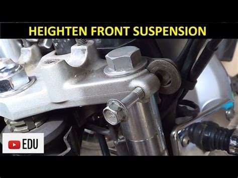 Shockbreaker Depan Scoopy Karbu Suspensi Front Fork how to remove of rear shock absorber of 125 cc motor cycle funnycat tv