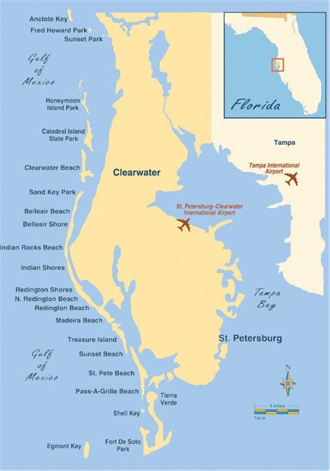 florida maps gulf florida vacation planner florida vacations
