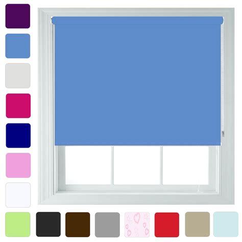 plain l shades plain roller blinds free cut service quality