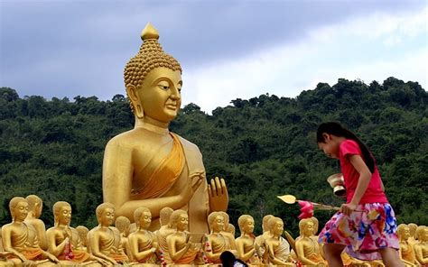 buddhists across the globe celebrate the holy day of vesak
