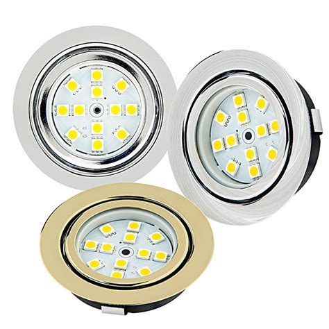 12v led puck lights recessed led puck lights 12 led 20 watt equivalent