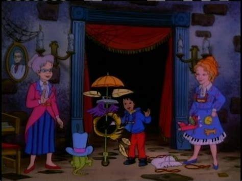 Magic School Floor Episode by Quot The Magic School Quot In The Haunted House Tv Episode