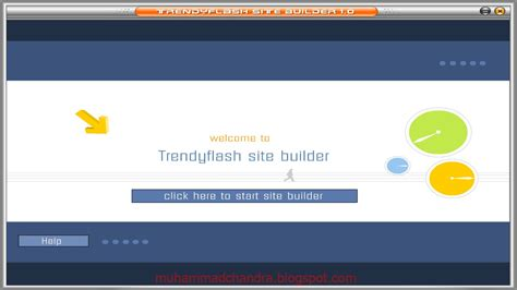 membuat web flash free software tips trick komputer tutorial trendy