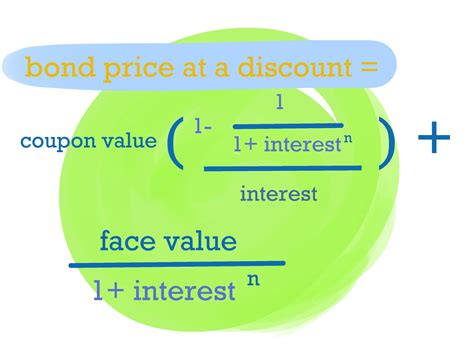 discount rates how to calculate bond discount rate 5 easy steps