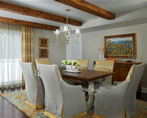 Grey And Yellow Dining Room Ideas by 32 Ideas For Dining Rooms Real Simple Rachael Edwards