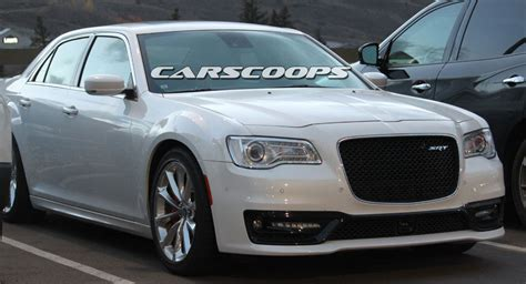 chrysler 300 srt chrysler 300 srt spotted stateside raises questions eyebrows