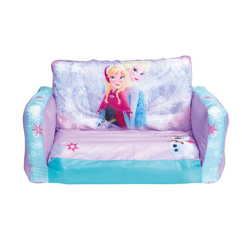 Disney Sofa Bed Disney Frozen Flip Out Sofa Sofa Bed New Ebay
