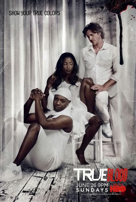 true colors tv show true blood season 4 character posters true blood net