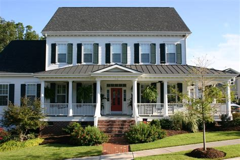 Small Front Porch Decor Front Roof Design Exterior Traditional With Deep Porch