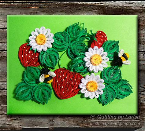 quilling tutorial group quilling lesson demo pdf art tutorial digital book flowers