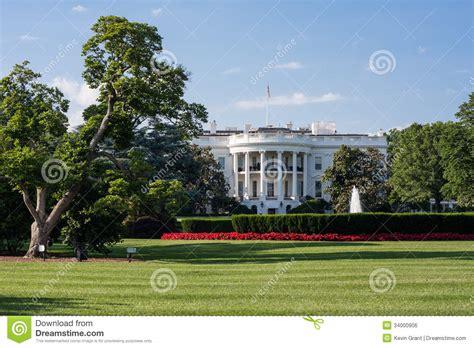 United States White House United States White House Royalty Free Stock Image Image