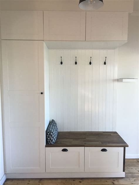 ikea mudroom bench best 25 ikea entryway ideas on pinterest ikea mudroom