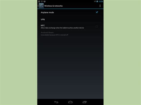 android airplane mode how to put an android phone into airplane mode 11 steps