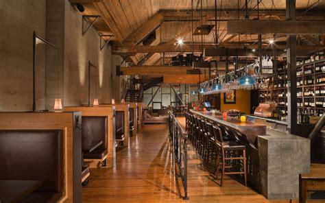 woodwork restaurant osteria la spiga restaurant by graham baba architects